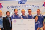 International Traffic Bowl: Congratulations BYU!