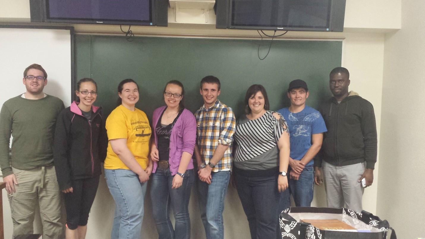 Student Endowment Fund Spotlight: May/June
