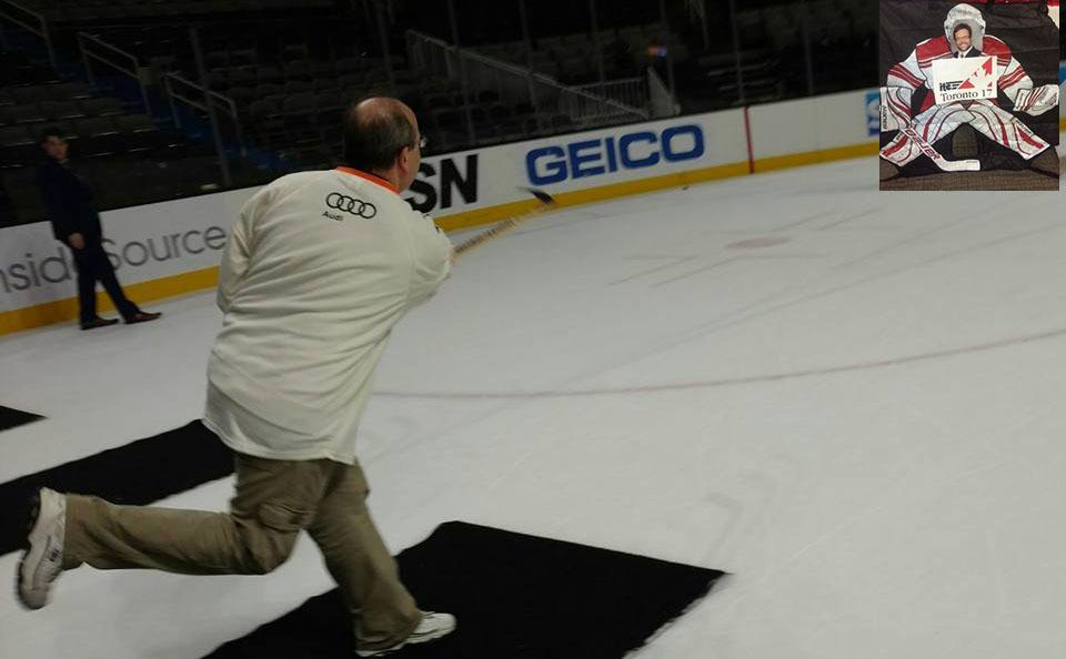 Hockey Showdown in San Diego