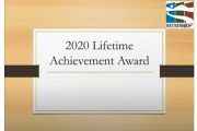 2020 Lifetime Achievement Award Winner – John Fisher