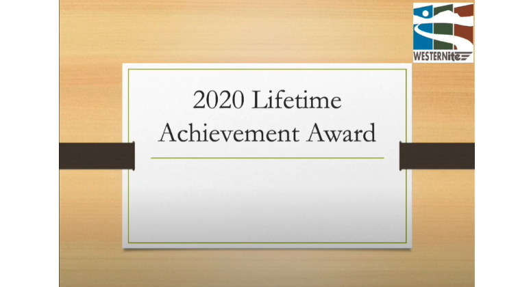 2020 Lifetime Achievement Award Winner – John Fisher