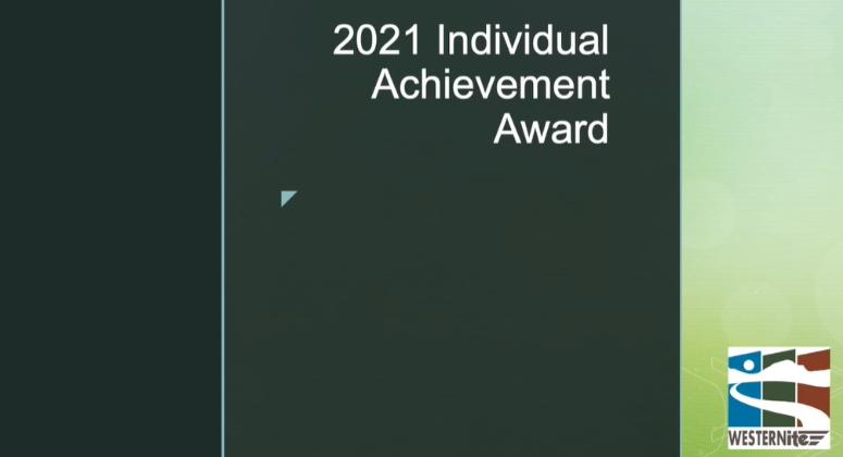 2021 Individual Achievement Award Winner – Sowmya Chandrasekhar