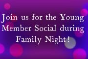 2021 Annual Meeting – Young Member Social