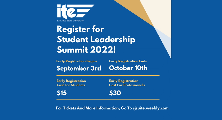 Registration for the 2022 Western District Student Leadership Summit